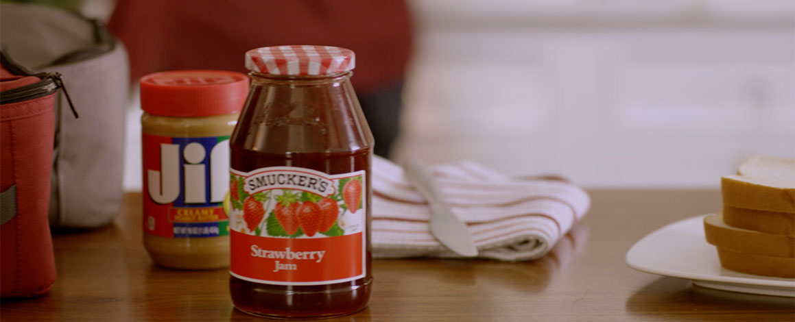 Smucker's Jelly - Back to School Life Hack